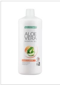 Aloe Vera à boire gel pêche